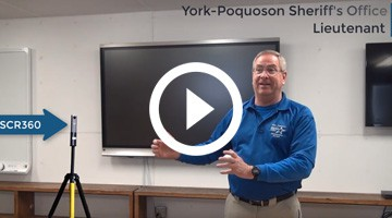 york poquoson sheriff's office using oscr