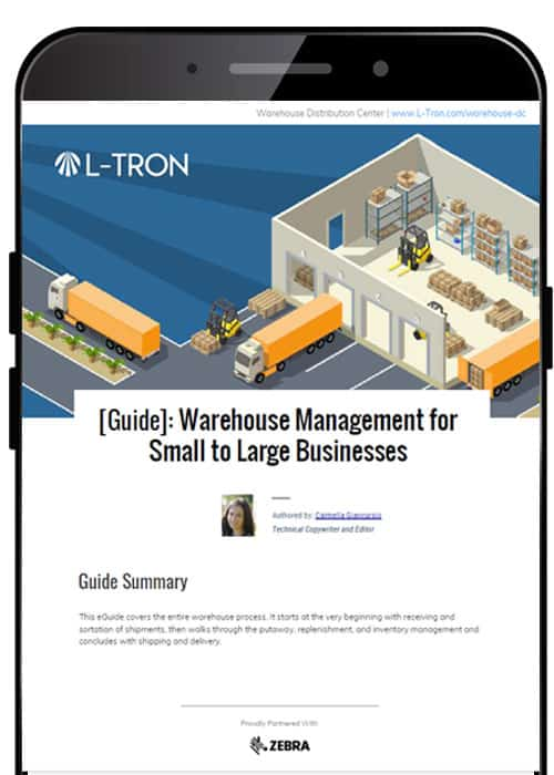 warehouse management for small to large businesses