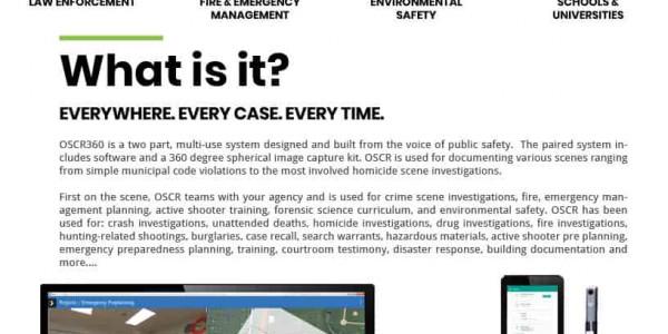 OSCR360 Fact Sheet P1