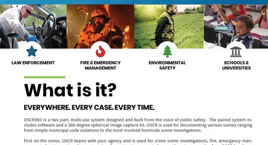 OSCR360 Fact Sheet Thumbnail