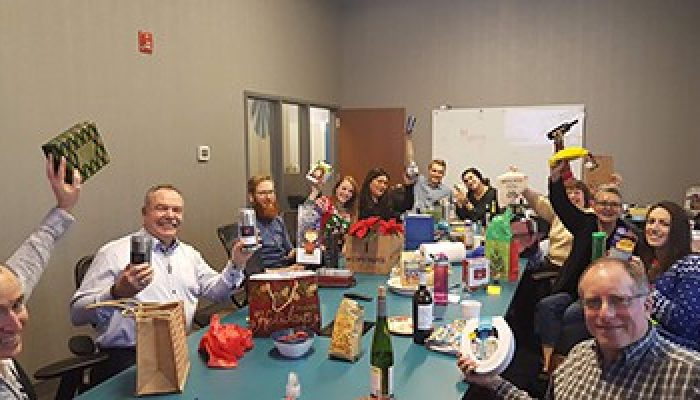 L-Tron Winter Fun – The Team had a Blast at our Annual Holiday Party.