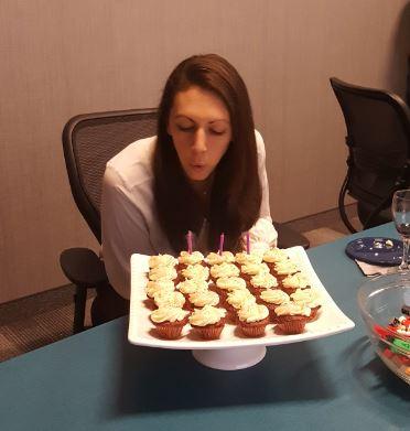 Happy 30th Birthday Julianne