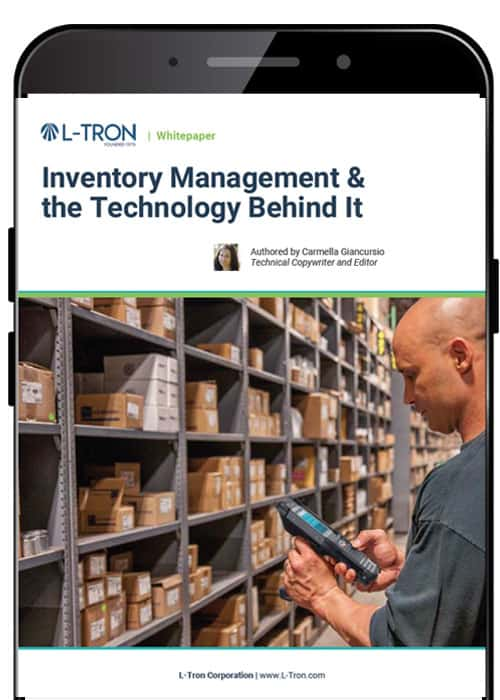 inventory management and the tech behind it
