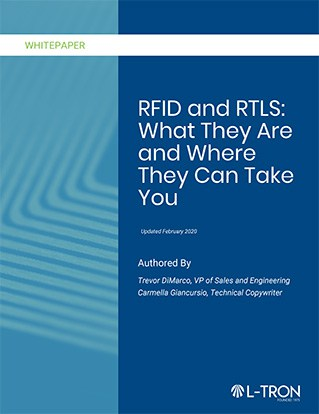 What is RFID and RTLS: where they can take you