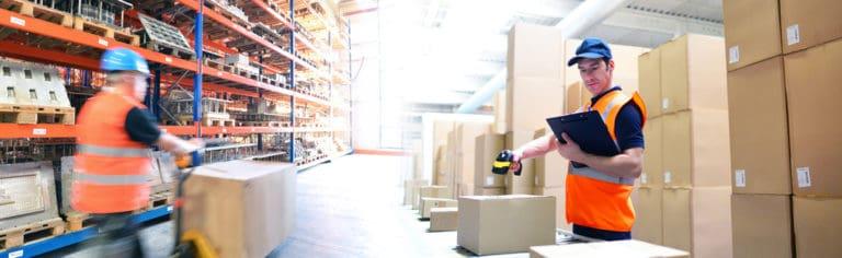 smart warehouse image