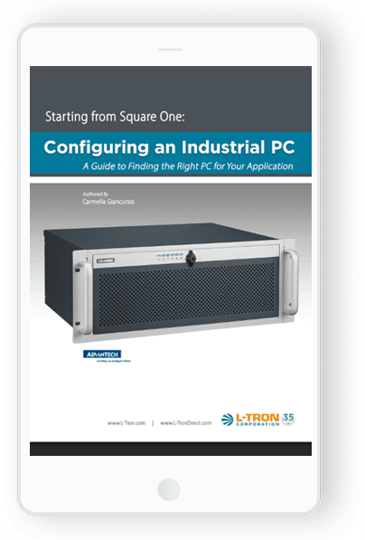 your guide to configuring an industrial pc