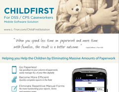 child first one pager
