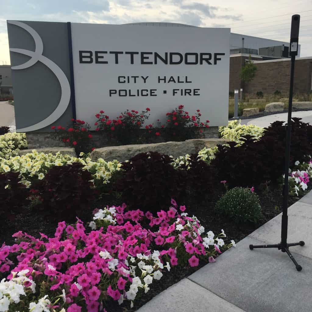 Bettendorf Police department IA