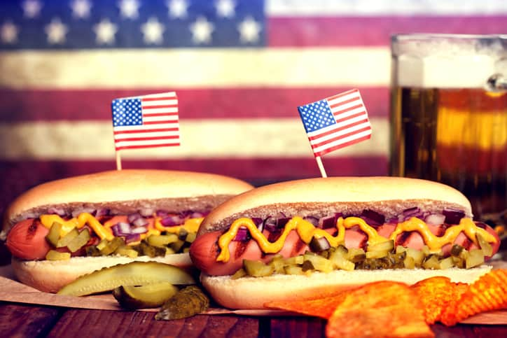The best hot dogs for fourth of july