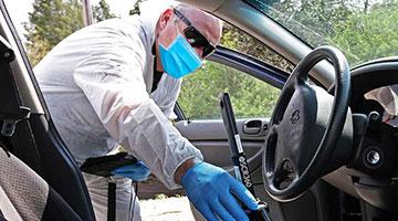 oscr360 for crime scene investigations