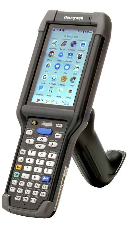 CK65 rugged mobile computer