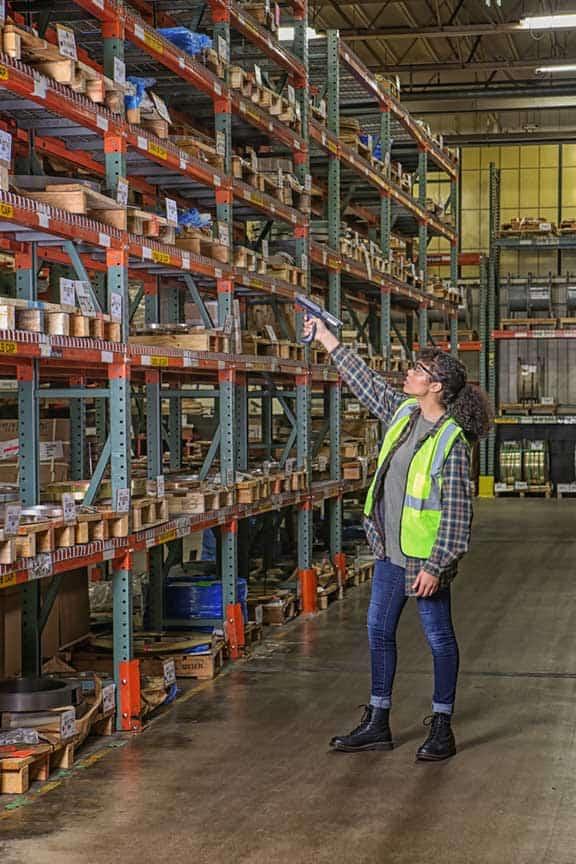 Ck65 in warehouse