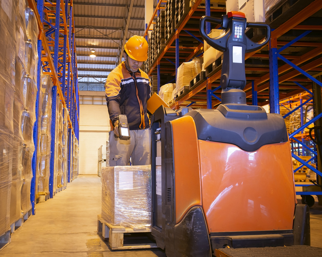 warehouse mobile computer - mobility edge platform