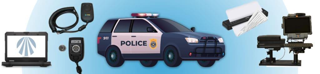 eCitation Patrol Officer Series