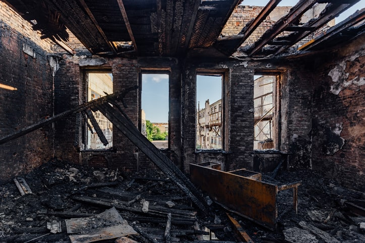 what are the preliminary steps to an arson investigation