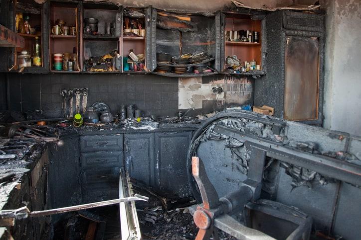 kitchen fire arson conviction